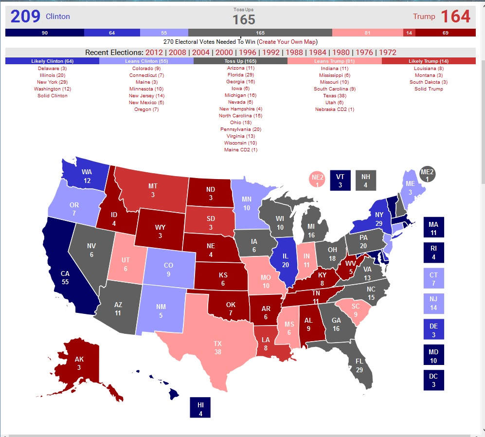current electoral map   GoldisMoney, The Premier Gold and Silver ...