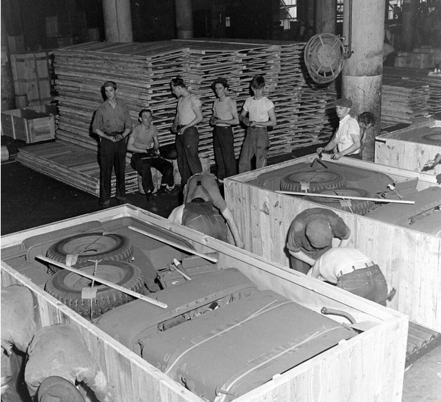 jeep in a crate on the assembly line 2 .jpg