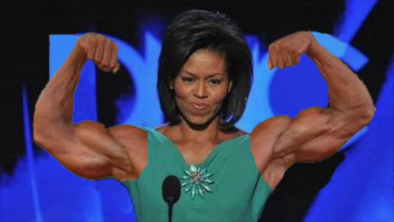 Michelle Obama Muscles Pictures to Pin on Pinterest ___.jpg